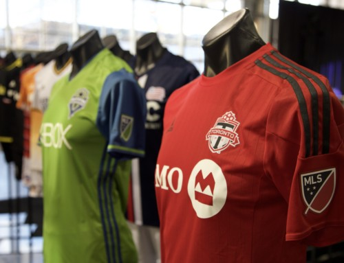 Team Floh Back + Toronto FC